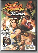 Street Fighter The New Challengers w/ Game for Windows USED DVD