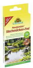 Neudorff Neudomück Stechmückenfrei 10 Tabletten für 10.000 ltr