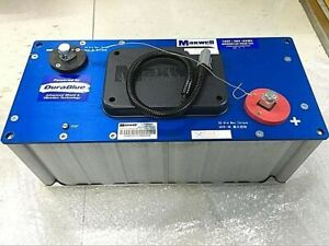 Maxwell Ultra Capacitor 165F 48V 53Wh BMOD0165 P048 C0B 165 Farad 48VDC DuraBlue