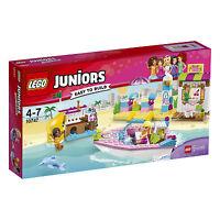 "LEGO® 10747 Juniors Friends ""Andrea & Stephanies Strandurlaub"" NEU & OVP"