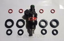 Fuel Injector Seal / O-Ring Kit RC Engineering Injectors Set of 4 For Honda PL-9