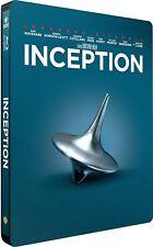 Inception  [Blu-ray - Steelbook Edition/NEU/OVP] Christopher Nolan mit Leonardo