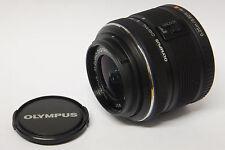 Olympus M.Zuiko Digital 14-42mm II R Zoom Objektiv schwarz gebraucht