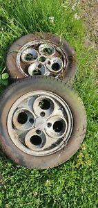 Ford escort xr3 xr3i alloy wheels 2