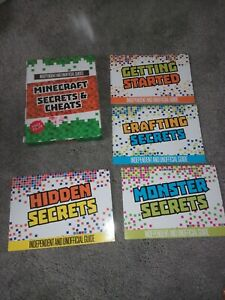Independent And Unofficial Guides Minecraft Secrets & Treats