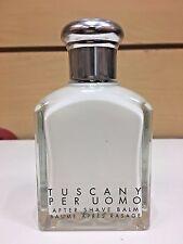 Tuscany Per UOMO By Aramis Men After Shave Balm 3.4 oz UNBOX Classic Original
