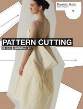 Pattern Cutting (Portfolio Skills) (Paperback), Lo, Dennic Chunman, 97818566975.
