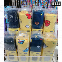 BTS BT21 Official Authentic Goods Luggage Cover 24in or 28in By Monopoly + Track