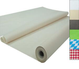 0,92€//m² 25m*1,20m Einweg-Tischdecke AIRSPUN Textilfaser-Vlies kein Airlaid