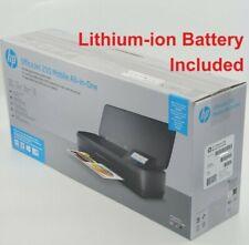 HP OfficeJet 250 Mobile All-In-One Inkjet Printer Copier Scanner Wireless