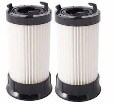 2 Eureka DCF4 DCF18 Washable Vacuum Filter 62132 63073 61770 3690 18505 28608-1