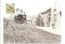 BARI - Treni / Stazione - 3°Mostra 1985 Fermata DOMAGNANO-MONTELUPO in abbandono