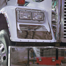 Freightliner Classic 2007+ Stainless Steel Fender Guards