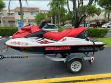 Jet Ski Seadoo Wake Supercharge 2007 RED w/ trailer abt 300 hours 215hp
