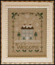 COUNTRY COTTAGE NEEDLEWORKS Cross Stitch Patterns  Great Variety YOU CHOOSE!