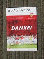 Stadion Aktuell, VFB STUTTGART: TSG HOFFENHEIM,17/18