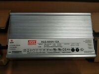 Mean Well LED Power Supply HLG-600H-12A 480W 12V/40A