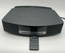 BOSE AWRCC1 Stereo CD Radio Alarm Gray/Remote UNBELIEVABLE SOUND