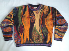 VINTAGE RARE MADE IN AUSTRALIA AUTHENTIC  COOGI CLASSIC SWEATER IN SIZE L