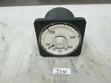 ITE A/C Amp Meter Cat# S76210180 0-400 Amp (Used)