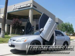 Vertical Doors - Vertical Lambo Door Kit For Honda Accord 2003-07 4DR -VDCHA0307