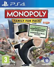 Monopoly Ubisoft 3+ Rated Video Games