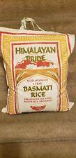 Himalayan Pride Basmati Rice 20 LB Naturally Aromatic and Aged Minimum of 1 Year