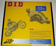 kit chaîne DID chaine 530 Gold&black 16x40 HONDA VTR 1000 SP1 SC45 de 2000/2001