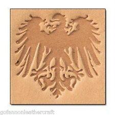 Craftool 3-d Cuero Sello Crest (8663-00)