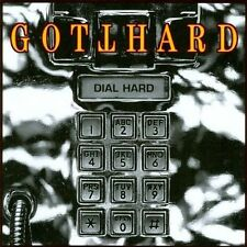 Dial Hard by Gotthard (CD, 1994, Bmg/Ariola)