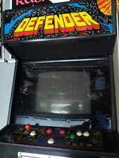DEFENDER Partially Restored, Original Video Arcade Game with Warranty & Support