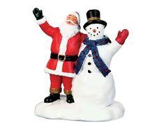 Lemax Figuren - 62437 (412) Christmas Greetings, Weihnachtsdorf