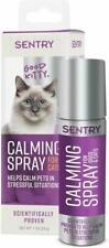 New Sentry Calming Spray for Cats Calms Stress & Anxiety