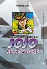FUMETTO MANGA LE BIZZARRE AVVENTURE DI JOJO 20 DIAMOND IS UNBREAKABLE 3