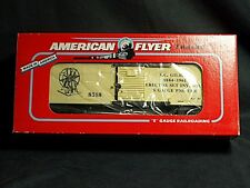 1993 American Flyer 6-48318 AC Gilbert Commerative Boxcar-BRAND NEW