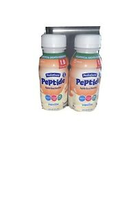 Pediasure Peptide 1.0 Vanilla 24 Bottles Aug 2021