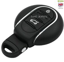 "SMART REMOTE KEY FOB FOR BMW MINI COPPER 2013-2017 ""WITH LOGO"""