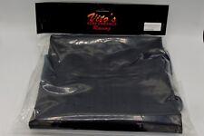 Vito's Performance Yamaha Banshee Black gripper seat cover - fits: 1987-2006