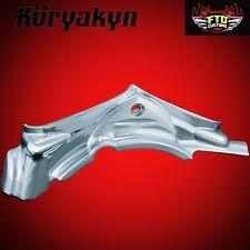 Kuryakyn Chrome Cylinder Base Cover for 2007-2016 Harley Touring 8392