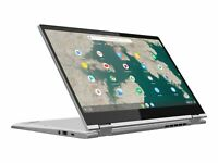 "Lenovo C340 15.6"" FHD IPS Touch i3-8130U 2.2GHz 4GB 64GB 2in1 Chromebook Gray"