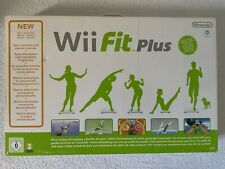 Nintendo Wii Fit Balance Board Boxed + Wii Fit Plus + Rechargeable Battery Pack