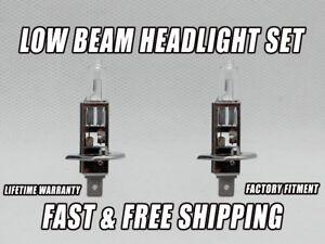 Factory Fit Halogen Low Beam Headlight Bulbs For INFINITI G35 2003-2005 Qty 2