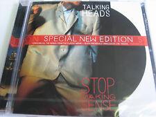 TALKING HEADS - STOP MAKING SENSE - SPECIAL NEW - CD  - NEU + ORIGINAL VERPACKT!