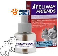 Ceva - Feliway Friends - RICARICA 48 ml ^^ Armonia tra i gatti di casa
