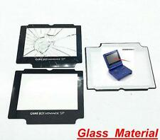 10Pcs Glass Material Replace Screen Lens Cover For GBA Gameboy Advance SP New