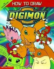 How to Draw Digital Digimon Monsters Sullivan, Howard Paperback