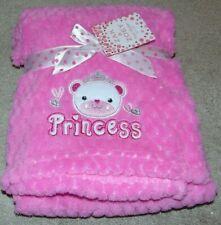 ~NWT Girls ZAK & ZOEY Princess Plush Blanket! Cute FS:)~