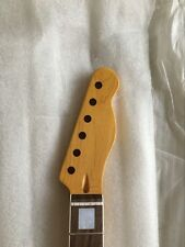 New Top grade unfinished electric guitar parts Guitar Neck 0410