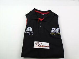 Jeff Gordon #24 Axalta Racing XL Polo Shirt Hendrick Motorsports NASCAR Racing