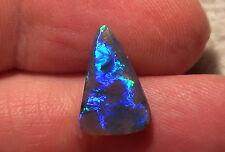 Blackkristallopal Blau - Grün -Top Stein - 3,34ct. mit Video !!